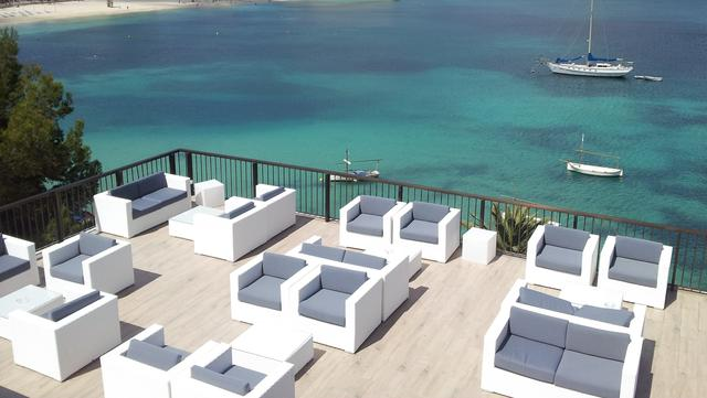 Chill-out-bereiche alua hawaii mallorca & suites